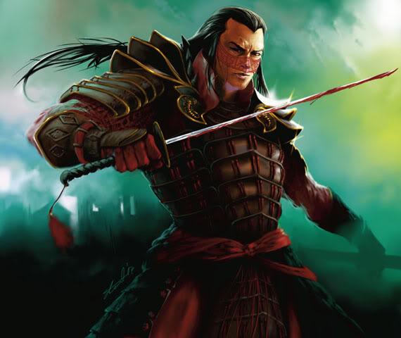 Lista De Mago-Guerreros Expedicionarios Bayushi