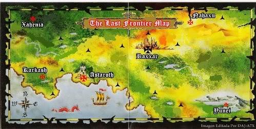 Mapa Del Continente MapaChico