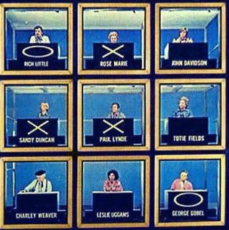 Hollywood Squares: For Those of Us That Remember Hollywoodsquares