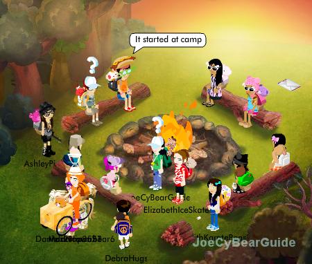 Share Stories By The Campfire A-joe-screenshot161