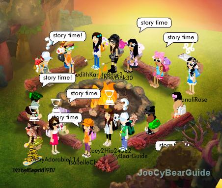 Share Stories By The Campfire A-joe-screenshot164