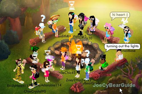 Share Stories By The Campfire A-joe-screenshot165