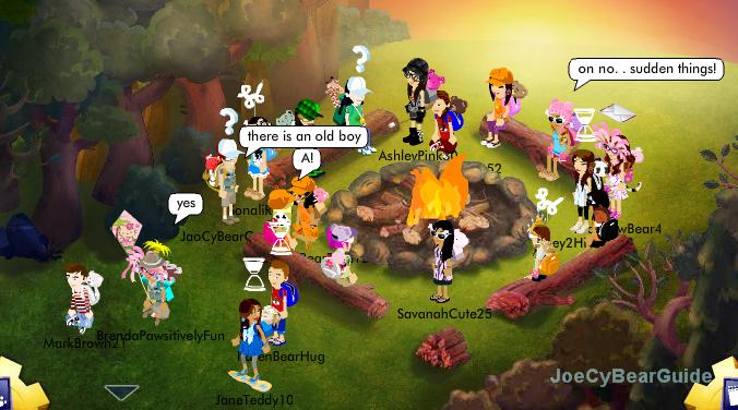 Share Stories By The Campfire A-joe-screenshot167