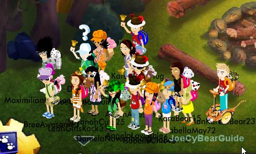 Share Stories By The Campfire A-joe-screenshot175