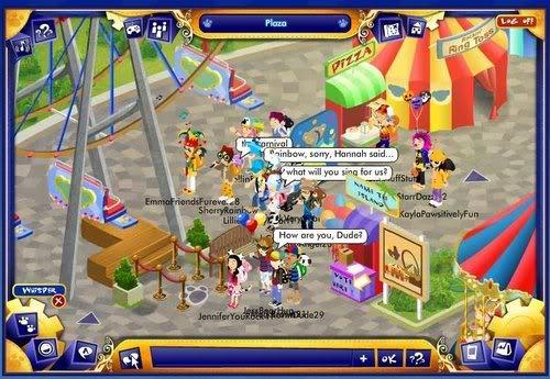 Build-A-Bearville World Huge Party ScreenShot290