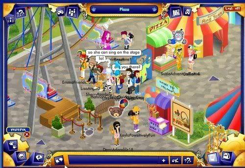 Build-A-Bearville World Huge Party ScreenShot291