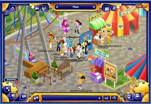 Build-A-Bearville World Huge Party ScreenShot292