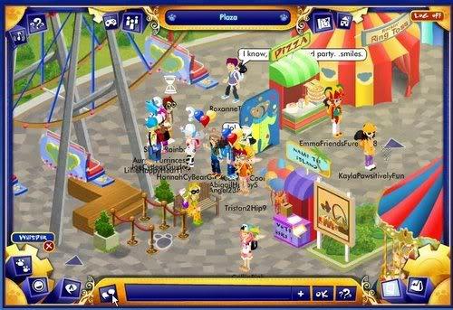 Build-A-Bearville World Huge Party ScreenShot293