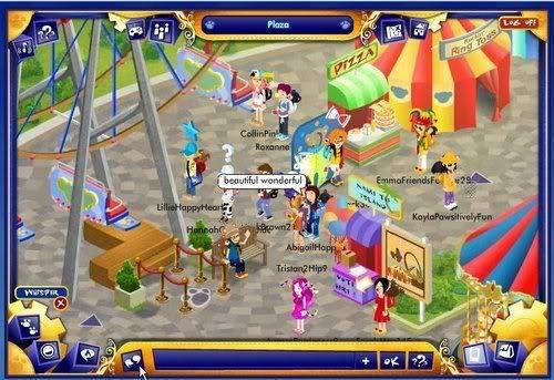 Build-A-Bearville World Huge Party ScreenShot301