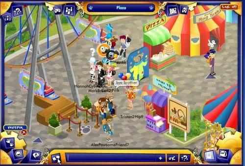 Build-A-Bearville World Huge Party ScreenShot305