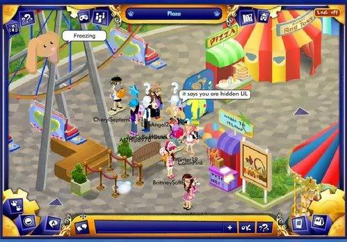 Build-A-Bearville World Huge Party ScreenShot307