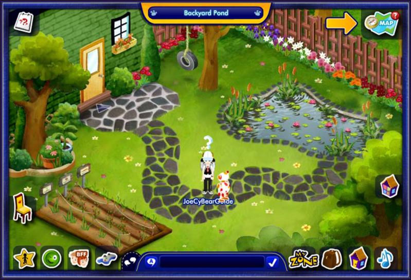 New Room: A Backyard Pond! ScreenShot335