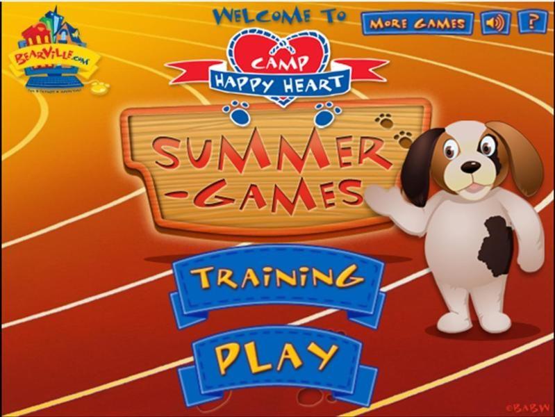 Bearville Summer Camp Game in 3D! ScreenShot700