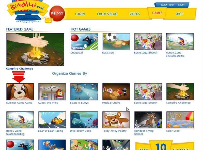 New 3D Summer Camp Game! ScreenShot701-1