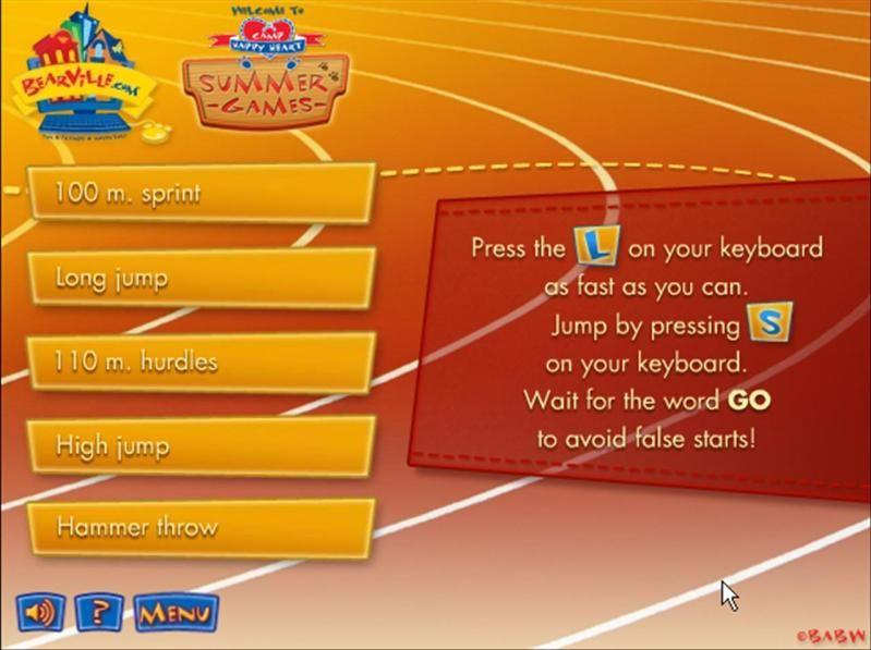 New 3D Summer Camp Game! ScreenShot706