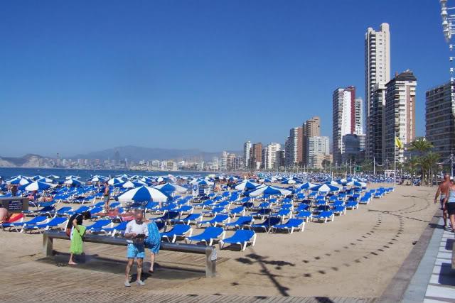 Spain, Costa Blanca, Benidorm 100_0313-1