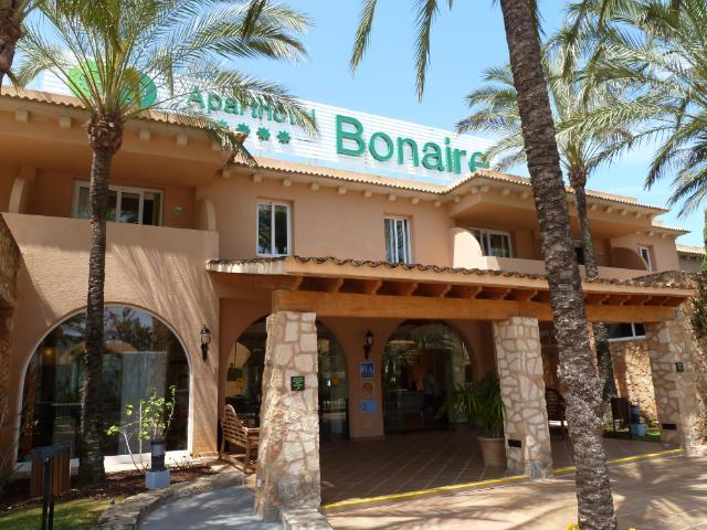 Protur Bonaire apartments Bonairefront1