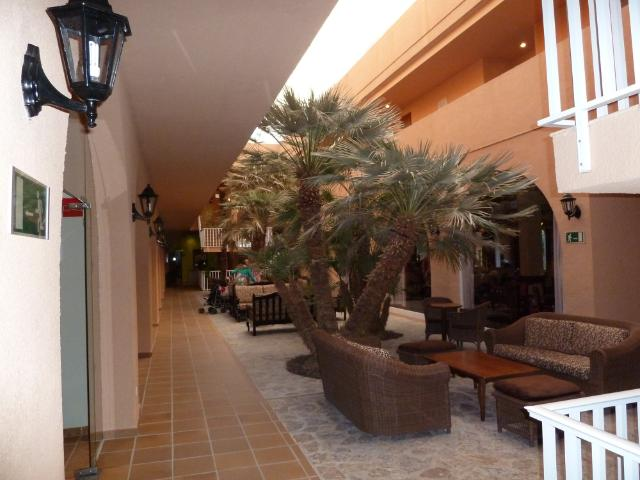 Protur Bonaire apartments Bonairerecep1