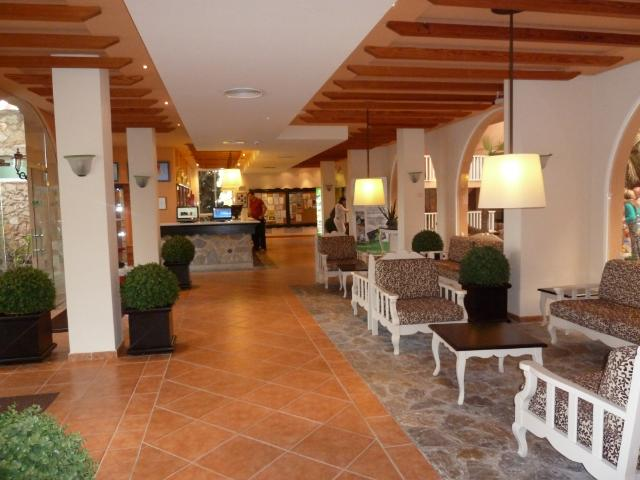 Protur Bonaire apartments Bonairerecep2
