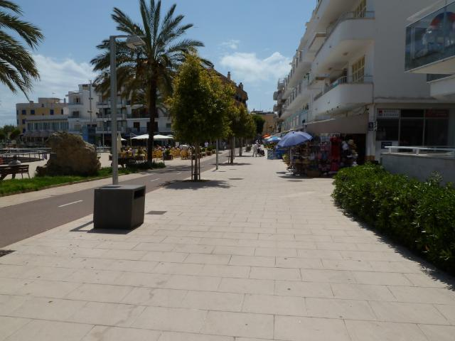 Cala Bona Town overview CBmarina1