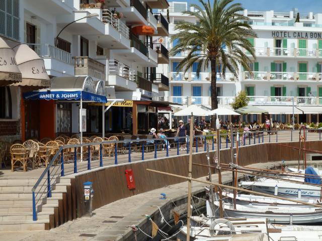 Cala Bona Town overview CBmarina5