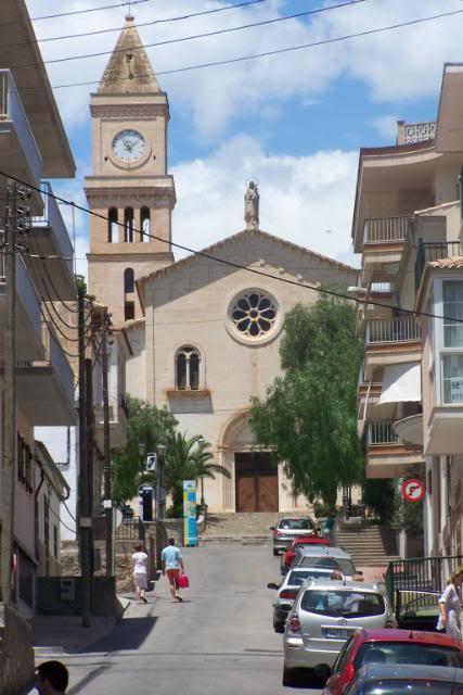Porto Christo HolidayMajorcaJune2009013