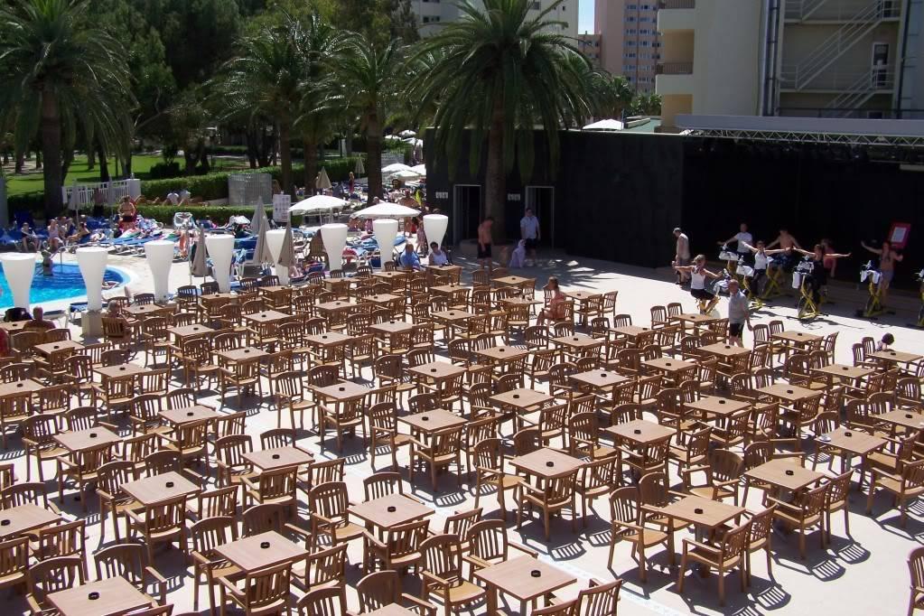 Sol Mirlos Tordos Hotel HolidayMajorcaJune2009035