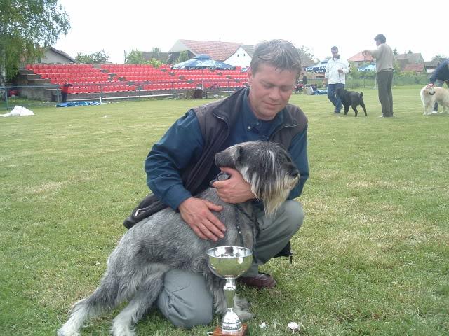 Serbian Young Champion Hosszubereki Csaszar Baileys Lizisivacserleg
