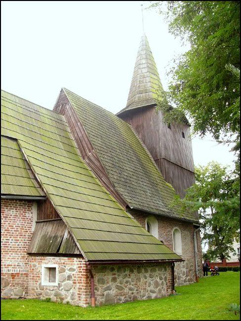 Kalsk - kościół (gmina Sulechów) C183