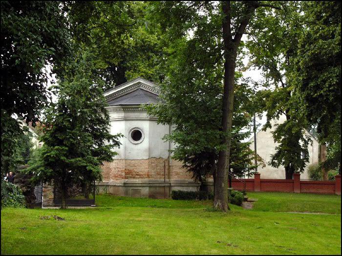 Kalsk - kościół (gmina Sulechów) C184