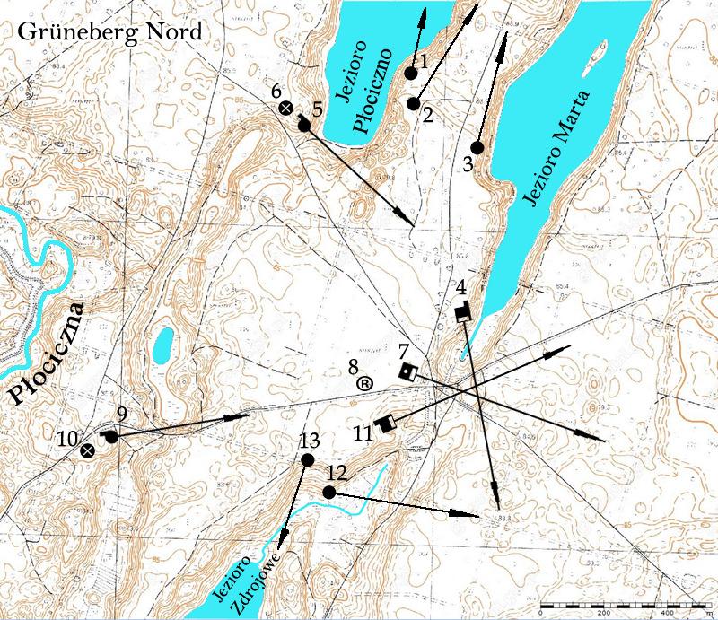 Rok 1934 w fortyfikacji niemieckiej For229-2