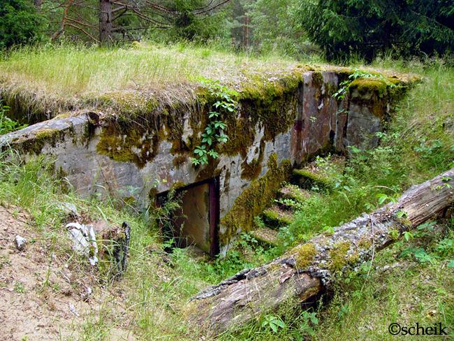 Rok 1934 w fortyfikacji niemieckiej For233