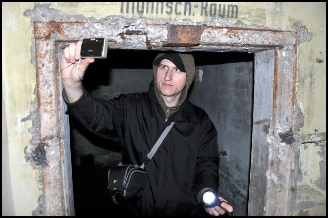 Świnoujście - baterie (maj 2010) Wyp018