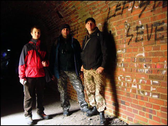 2 lata działalności forum. Fotorelacja z wyprawy do Polic (listopad 2010) Wyp038