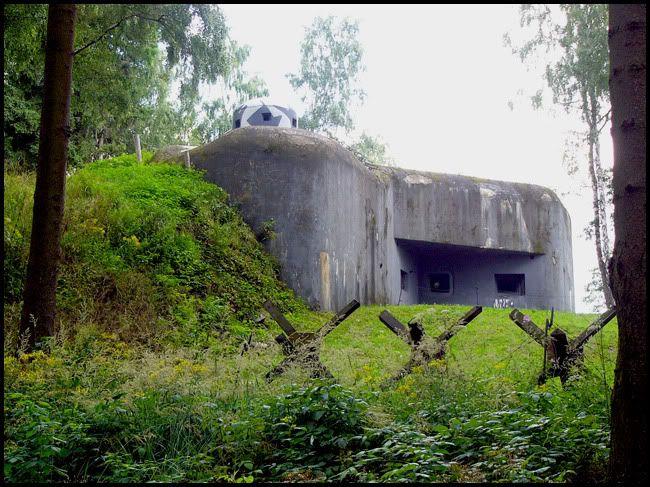 Czeskie fortyfikacje: Králíky i okolice [sierpień 2011] Wyp040