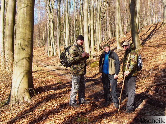 Powitanie Wiosny 2012 - Łagowsko-Sulęciński Park Krajobrazowy. Wyp054