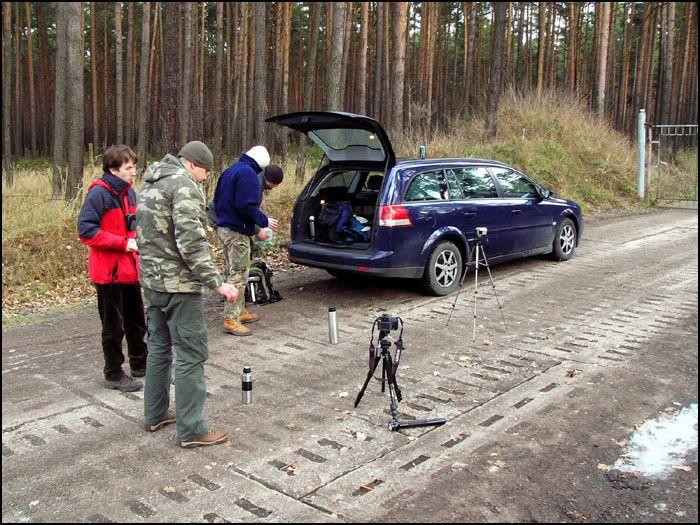 Baza rakiet SCUD k. Stolzenhain (grudzień 2009) P1060776