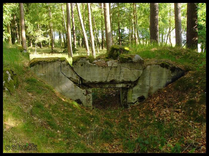 Rok 1934 w fortyfikacji niemieckiej Dpn01