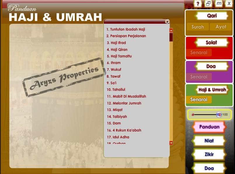 DVD Al Quran Interaktif Quran5