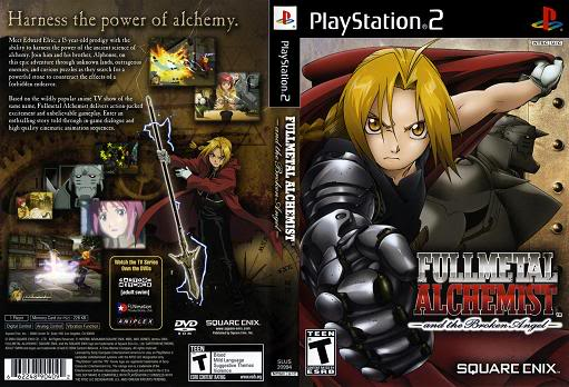 [Review] Fullmetal Alchemist and the Broken Angel Fullmetal20Alchemist20And20The20Bro