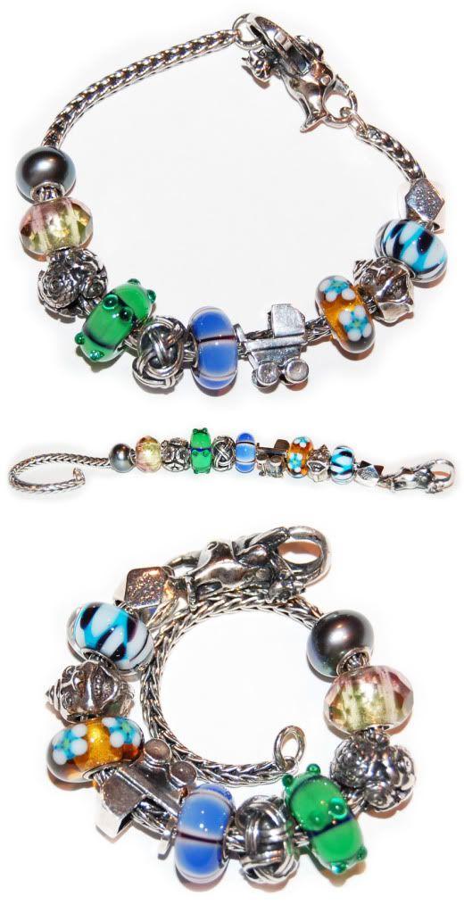 "My latest ""wannabe"" anniversary bracelet Bracelet-3"