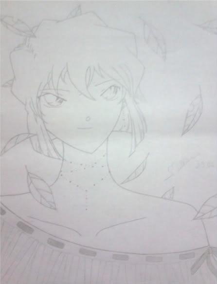 [DC fanart] Shiho Miyano by milktea Hnhnh0154-1