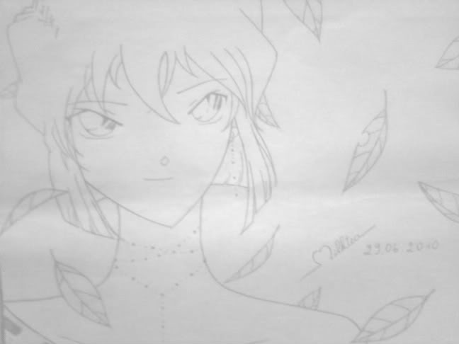 [DC fanart] Shiho Miyano by milktea Hnhnh0159-1