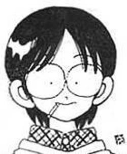 Chân dung tự họa của các mangaka MitsuruAdachi
