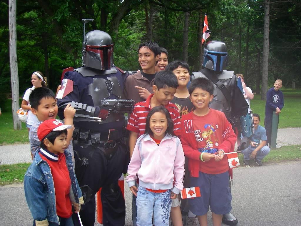Mando'a invade Canada day parade IMGP1247