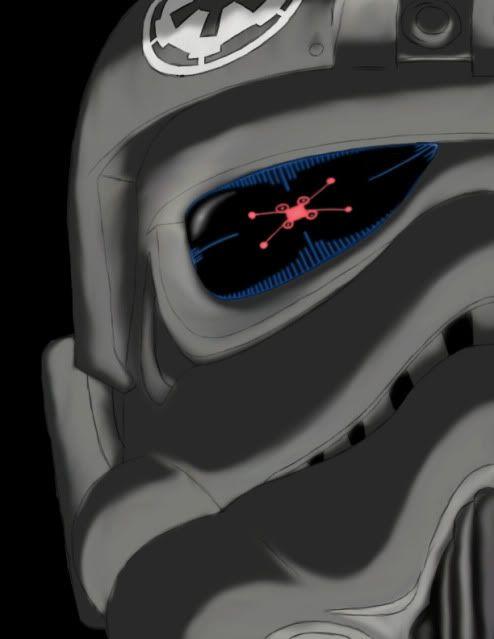styalized star wars drawings ^^ Tiecopy-1