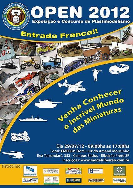 OPEN MODEL RIBEIRÃO 2012 OpenRibeirao2012