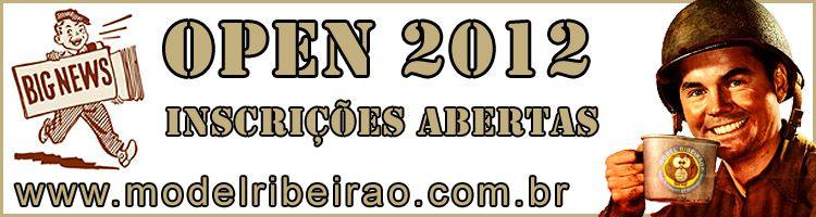 OPEN MODEL RIBEIRÃO 2012 BannerInscricoes