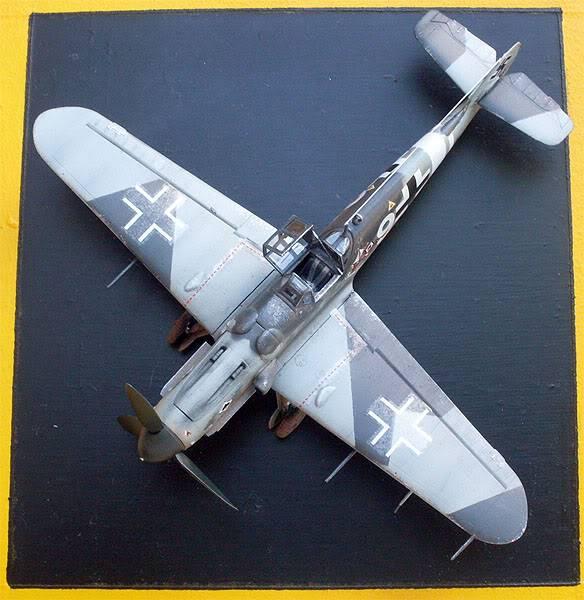 Messerschimitt Bf-109 G6 Academy 1/72 [Finalizado] BF109_01