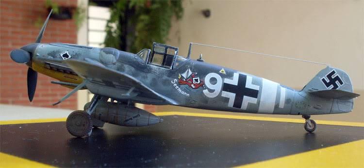 Messerschimitt Bf-109 G6 Academy 1/72 [Finalizado] BF109_03